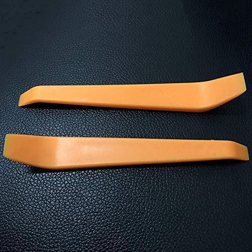 Werkzeuge zur Änderung und Demontage von Car-Audio, Kunststoff-Brechstange - Orange