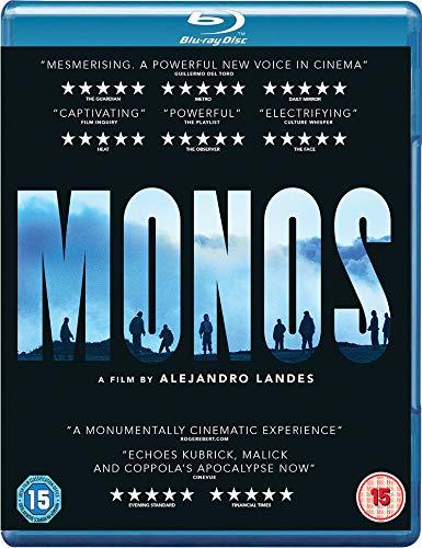 Monos Blu-Ray [Blu-ray]