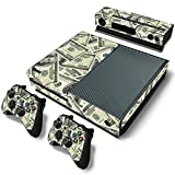 Gam3Gear Pattern Series Decals Skin Vinyl Sticker for Xbox ONE Console & Controller (NOT Xbox One Elite / Xbox One S / Xbox One X) - NOTE