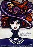 Photo My Fair Lady 05 A4 10x8 Poster Print