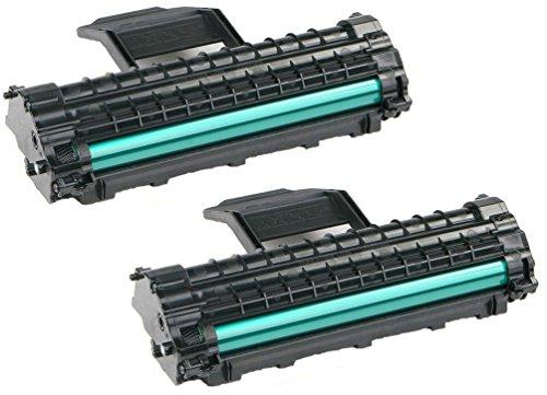 Prestige Cartridge MLT-D1082S Pack de 2 Cartuchos de tóner láser compatibles para Samsung ML-1640, ML-2240, ML-1641, ML-1642, ML-1645, ML-2241