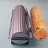 Bac bac Aluminum bread mold with Lid cylindrical toast box loaf pan non-stick bread tray baking tools Bac bac