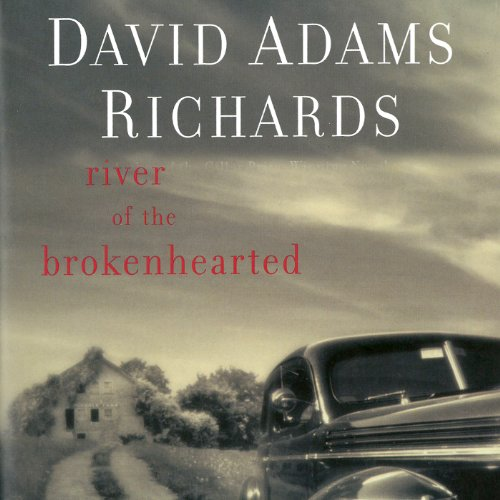 River of the Brokenhearted audiobook cover art