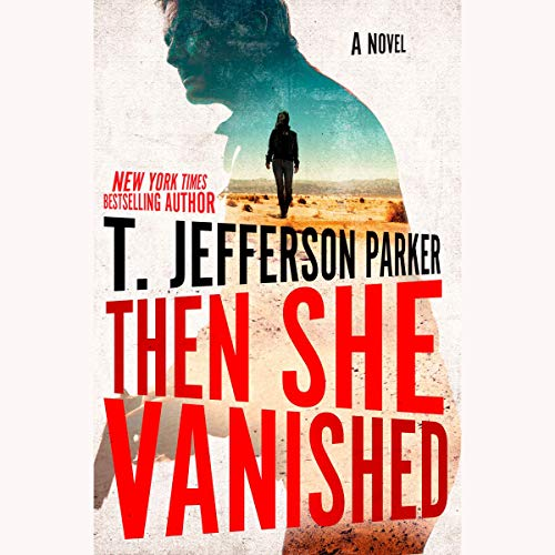 Then She Vanished  By  cover art