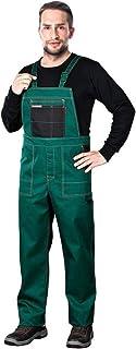 Reis Mmszb_56 Multi Master Protective Bib-Pants, Green-Black, 56 Size