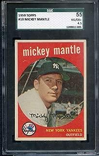 1959 topps 10