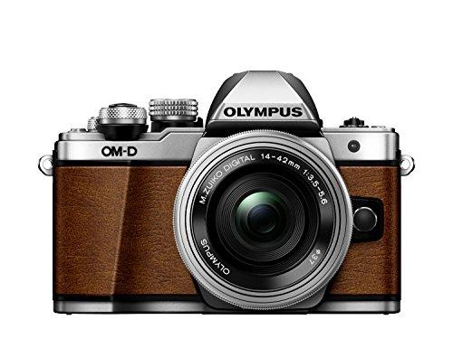 Olympus E-M10 Mark II - Cámara Evil de 16.1 MP (Pantalla 3
