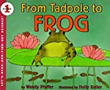 From Tadpole to Frog (Let'S-Read-And-Find-Out Science Books & Cassettes)