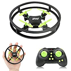 Dwi Dowellin Mini Drone Crash Proof RC - Best Drone for Kids