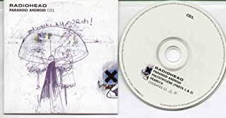 Radiohead - Paranoid Android - Cd 1 - CD (not vinyl)