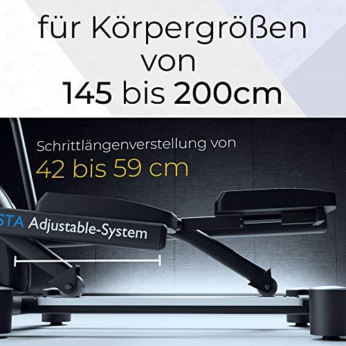 MAXXUS CX 7.5 Crosstrainer Körpergröße