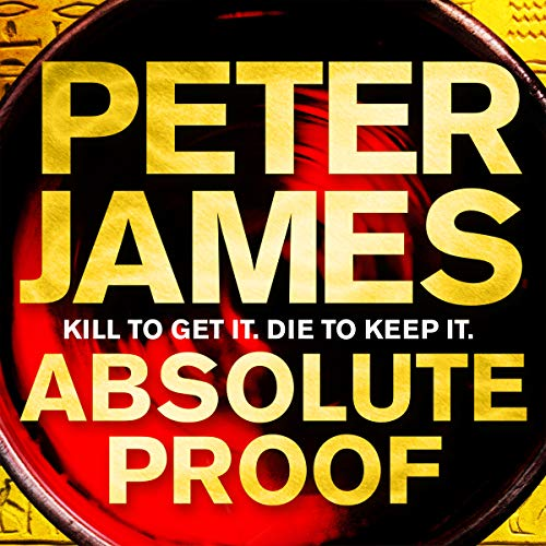 Absolute Proof audiobook cover art