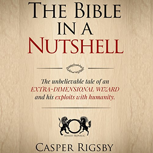 The Bible in a Nutshell cover art