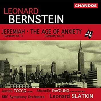 Bernstein: Symphonies Nos. 1 and 2 / Divertimento