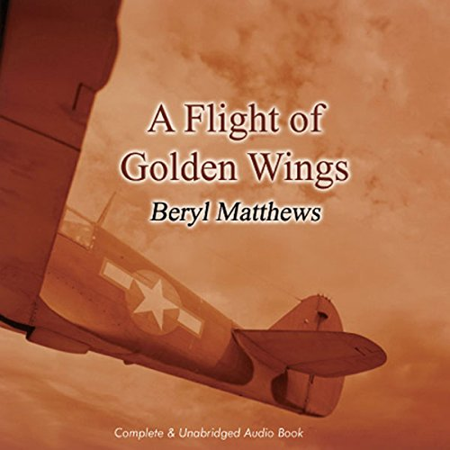 A Flight of Golden Wings audiobook cover art