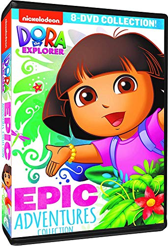 Dora the Explorer: The Epic Adventure Collection