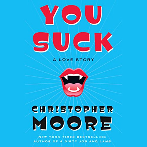 You Suck audiobook cover art