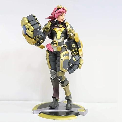 FKYGDQ Anime Spiel Charakter Picheng Strafürfolgungsoffizier Modell Statue H  25cm Spielzeug Dekorationen Spielzeugstatue