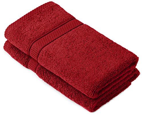 Pinzon by Amazon - Juego toallas algodón egipcio