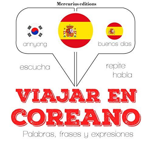 Viajar en coreano cover art