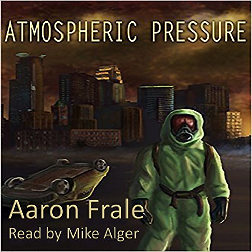 Atmospheric Pressure audiobook cover art