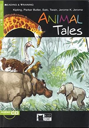 Animal tales. Con audiolibro. CD Audio [Lingua inglese]