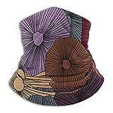 Archiba Abstrait Ethnique Boho Style Beauté Mode Cou Plus Chaud Cou Guêtre TubeBalaclava Cou Guêtre Couverture