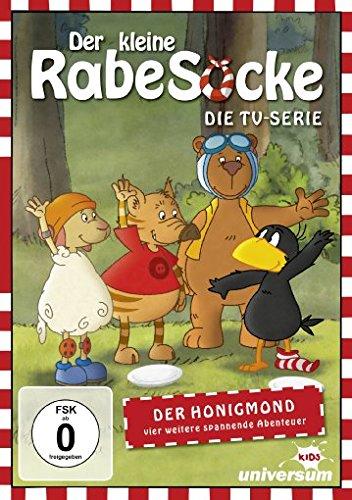 Der kleine Rabe Socke - Die TV-Serie 4: Der Honigmond