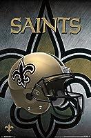 "Trends International New Orleans Saints Helmet Wall Poster 22.375"" x 34"""