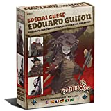 Edge Entertainment- Zombicide Black Plague - Special Guest Box Edouard Guiton, Color (EECMZB19)