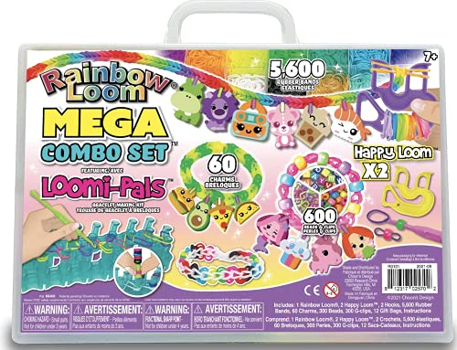 Rainbow Loom Loomi-Pals Mega Combo