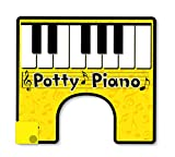 Big Mouth Toys BMNY-0017 Big Mouth NY - Orinal de Piano