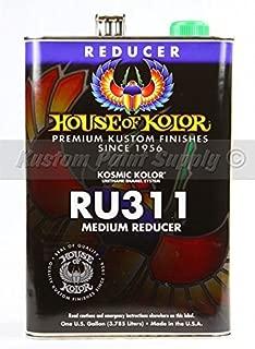 1 GALLON RU311/RU-311 HOUSE OF KOLOR MEDIUM REDUCER