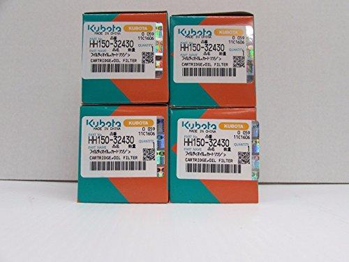KUBOTA HH150-32430 4 PACK