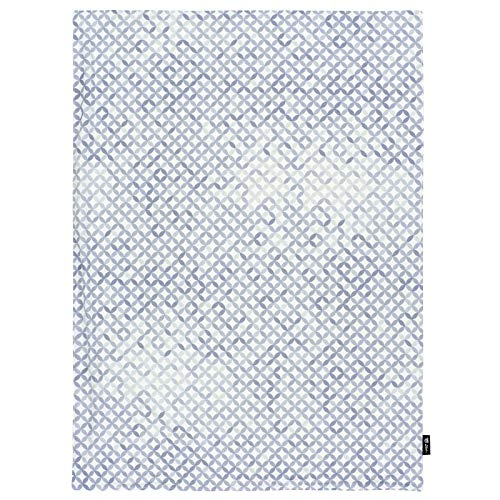 Alvi Babydecke Kuscheldecke Jersey 75x100 cm Jersey Mosaik 960-9
