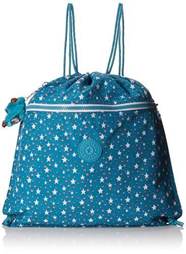 Kipling Supertaboo Kinder-Sporttasche, 15 Liter, Cool Star Girl