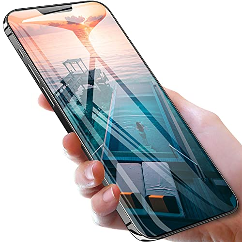 HUALUDA I12Pro Max Cell Phones, Unlocked Android Smartphone, 6.7-inch HD Screen, 5-Point Touch Screen, Face Unlock, Intelligent Wake-up, 5000mAh Battery (Size : 8+64G)