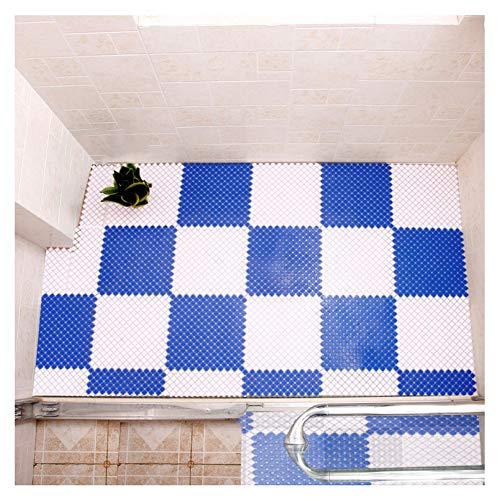 WAJIEFD Alfombra Puzle Puzzles Suelo Puzzle Bathtub Mat Alfombrillas De Baño Jigsaw...