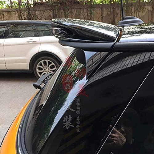 Coche Fibra Carbono Alerón Trasero para BMW Mini F55 F56 Cooper, Cola Lip Spoiler AleróN Accesorios Decorativos.