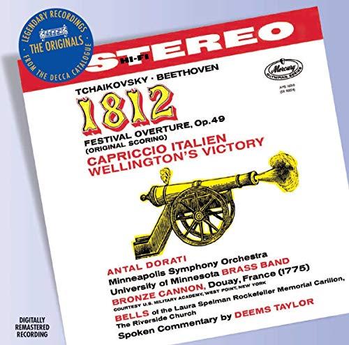 The Originals - Ouvertüre 1812/Capriccio Italien/Wellingtons Sieg