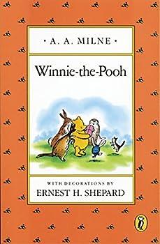 Paperback Winnie-the-Pooh Book