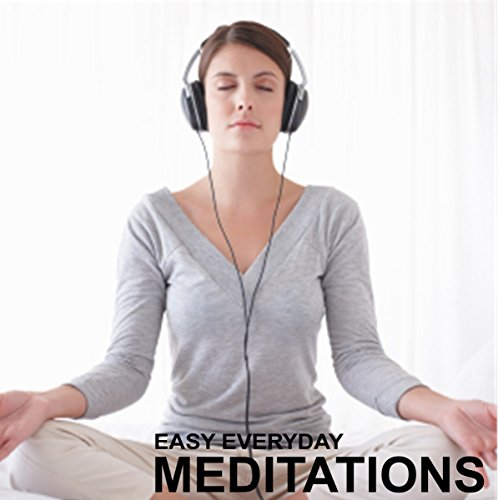 Easy Everyday Meditations audiobook cover art