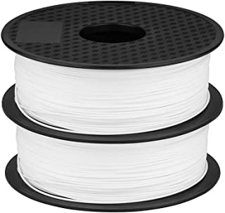 Creality 1.75mm PLA Filament [2 rolls] - White