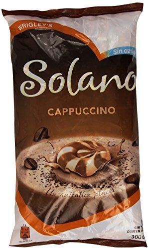 Solano Caramelos, Sabor Cappuccino - 300 caramelos