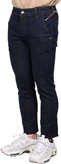 [アントレアミ] ジーンズ メンズ entre amis スリムストレッチ ノンウォッシュデニム A198342 206L401 405 インディゴ [並行輸入品]