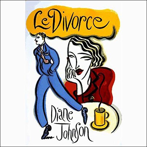 Le Divorce audiobook cover art