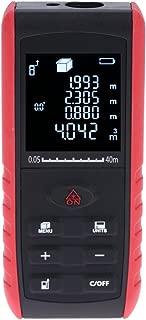 Medidor de distancia digital lá-ser con medición de á