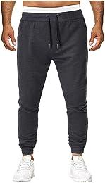 Pantalons Sport Homme, Malloom Confortable Soide P