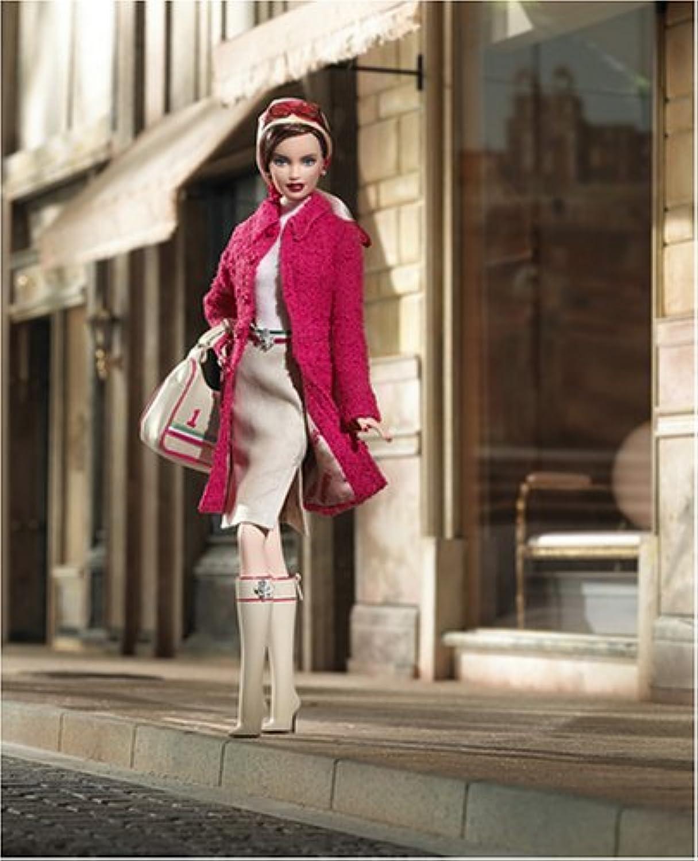 Barbie Collectibles  Designer Series  Ferrari Barbie