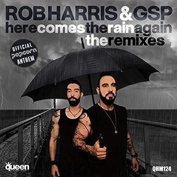 Here Comes the Rain Again (The Remixes)